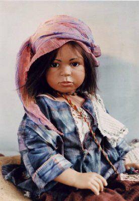 Куклы-дети Karin Schmidt (Карин Шмидт)