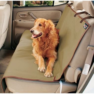 $35.99 Solvit Waterproof Bench Pet Seat Cover at Cabela's
