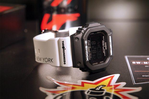 The Hundreds x Casio G-Shock GW 5610