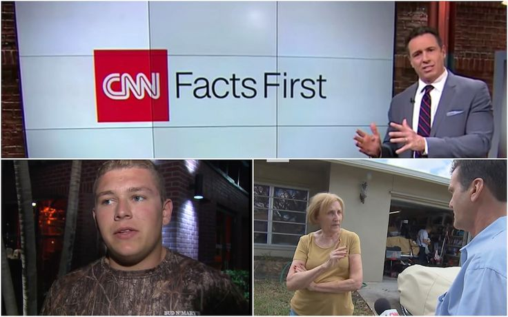 3 Things CNN Did This Week That Suggest the Mainstream Media Is Full of Sh*t