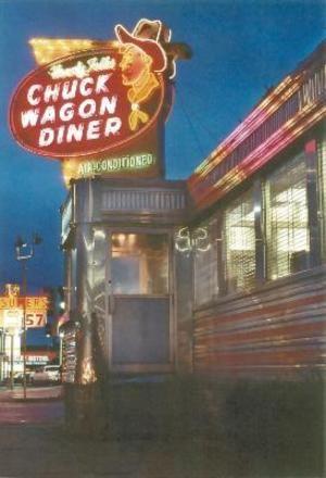 Chuck Wagon Diner  Champaign, Illinois