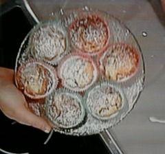 Cuochi per caso...o per forza!!: Muffin alle carote da La Prova del Cuoco