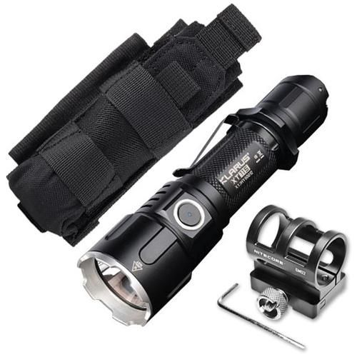 Klarus is one of the leading popular brands of flashlights and headlamps you can find. At Andrew-Amanda you can explore their products and order at a rate both you and your pocket can afford!