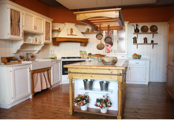 Cucine country: l'azienda Mobilbuten presenta la sua linea