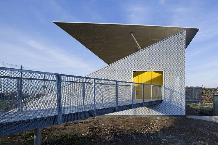 Gallery of Dominique Duvauchelle Stadium / Atelier du Pont - 3