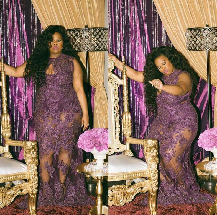 Amber Riley. Love the dress!