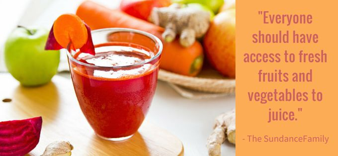 Tips For Juicing On A Budget - http://www.thesundancefamily.com/blog/tips-for-juicing-on-a-budget