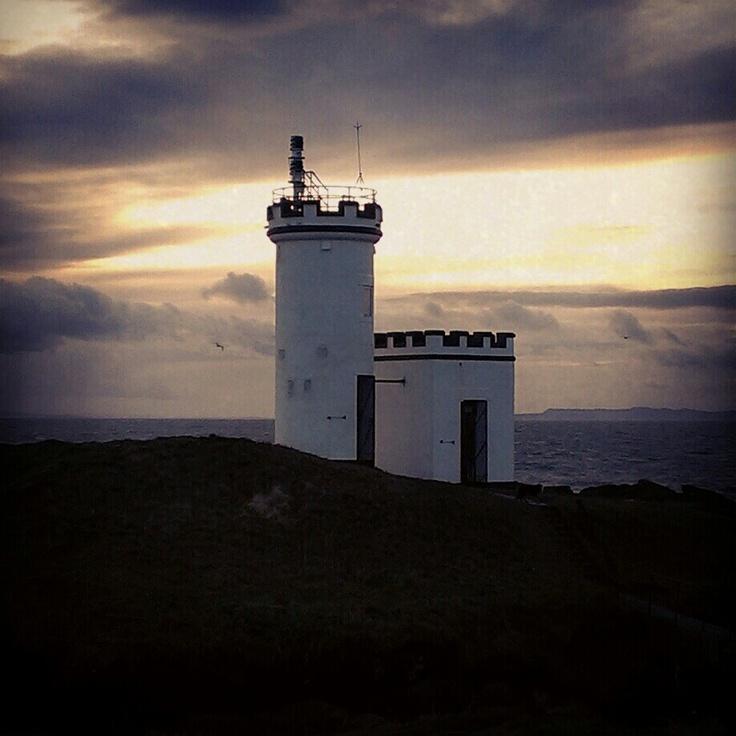 Elie Lighthouse, Fife. Not quite the Highlands.....but a great spot :)