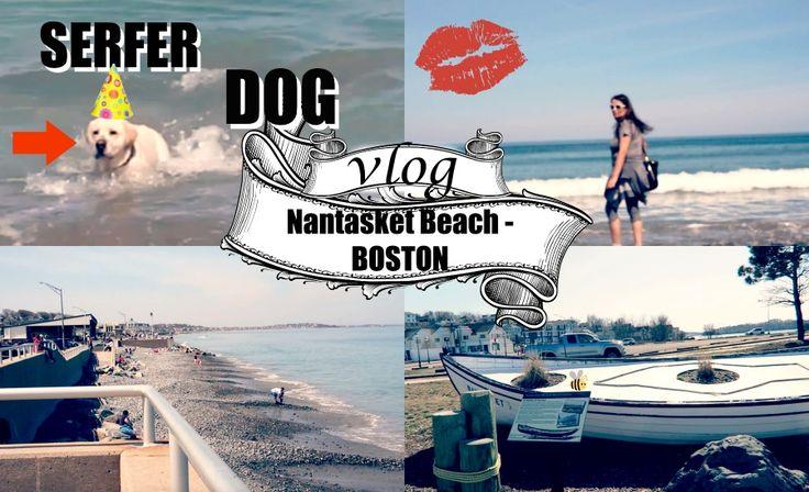lifestyle: NANTASKET BEACH South Boston- vlog