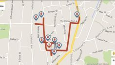 "Self-guided walking tour of Asheville's South Slope, AKA the Brewery District. This tour includes Wicked Weed Brewing, Asheville Brewing Company, Hi-Wire Brewing, Twin Leaf Brewing and Greenman Brewing. The map works with your smart phone to help you navigate to your next beer. Just click ""directions to"" below the brewery name and allow us to use"