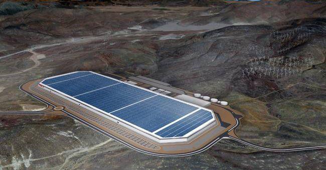 Rinnovabili: Gigafactory Tesla a zero emissioni, no a fonti fossili