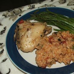 Spanish Rice Chicken II Allrecipes.com