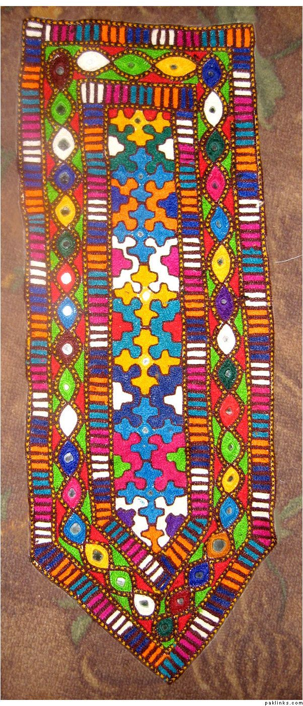 SINDHI EMBROIDERY « EMBROIDERY & ORIGAMI