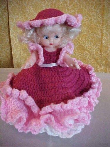 Free Crochet Air Freshener Doll Air Freshener Doll ...