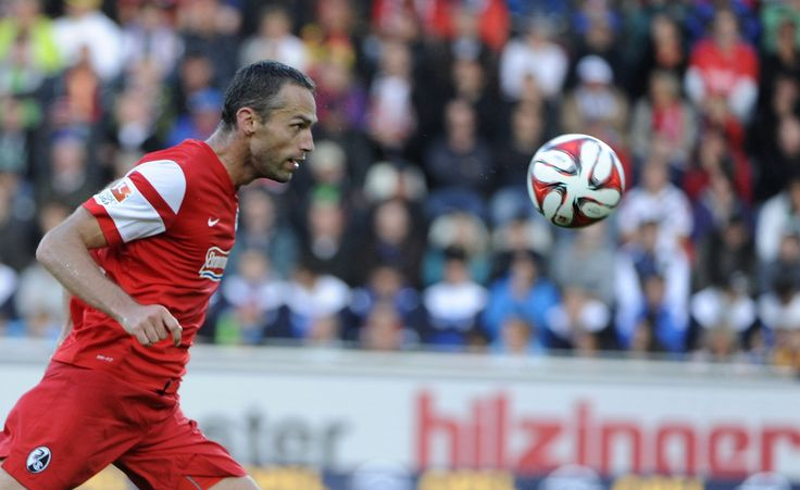 @Freiburg Pavel Krmaš #9ine