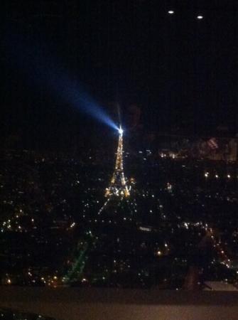 Le Ciel De Paris   Restaurant With A View