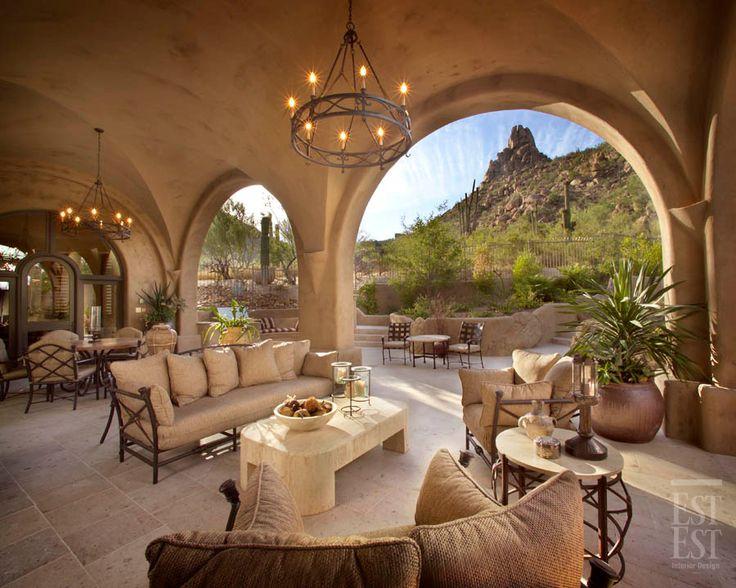 Desert highlands interior design firm in scottsdale az for Scottsdale architecture firms
