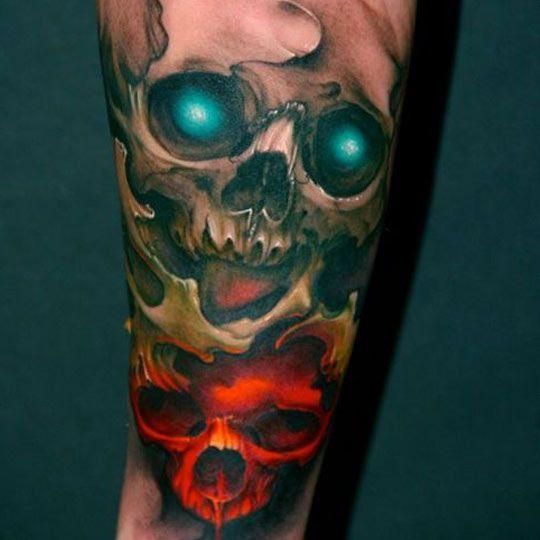 skull-tattoos-by-jeff-gogue.jpg (540×540)