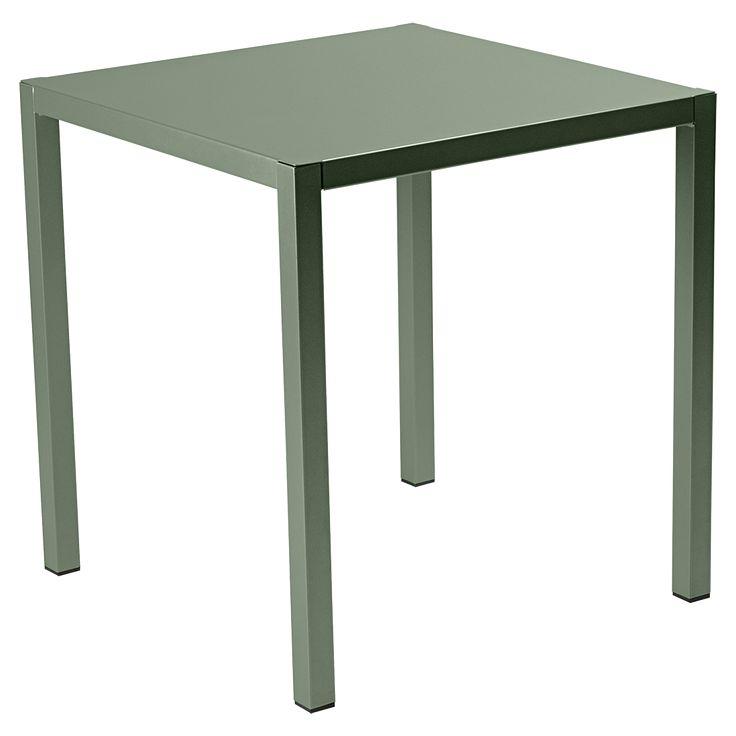 Inside Out Tisch 70x70 Gartentische von Fermob neu bei Desigano.com ab 476,00 €