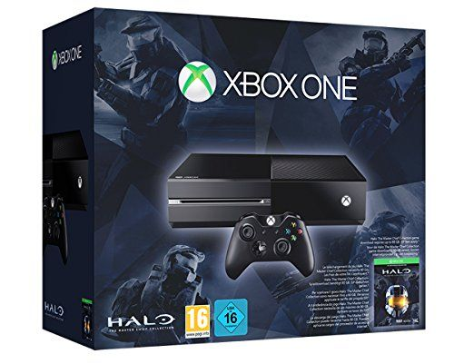 #PopularKidsToys Just Added In New Toys In Store!Read The Full Description & Reviews Here - Xbox One Console with Halo: The Master Chief Collection - XBOX ONE CONSOLE: THE MASTER CHIEF COLLECTION BUNDLE Cirrus White Halo: The Master Chief Collection Bundle    Frequently Bought Together       +      +      +        Price for all: £317.83        This item: Xbox One Console with Halo: The Master Chief Collection £249.99    Official Xbox One Wireless Controller &pound