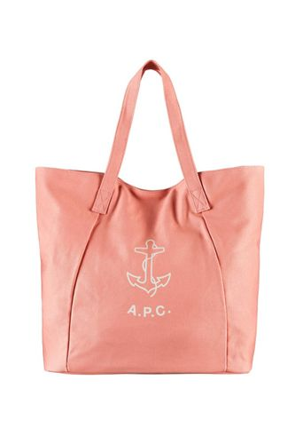 my summer canvas tote from APC