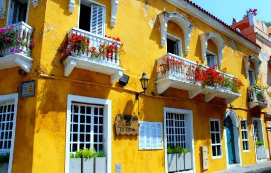 La Vitrola - Cuban...Classic Cartagena spot MUST ***