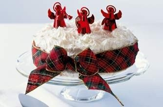 Mary Berry's classic Victorian Christmas cake