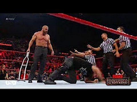 WWE Raw 13 March 2017 - Seth Rollins vs Triple H - WWE Monday Night Raw ...