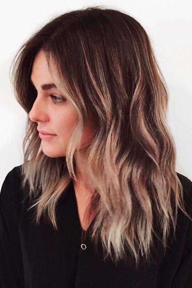 20 Frisuren Fur Frauen Schulterlange Im Jahr 2019 Medium Length Hair Styles Medium Hair Styles Haircuts For Medium Hair