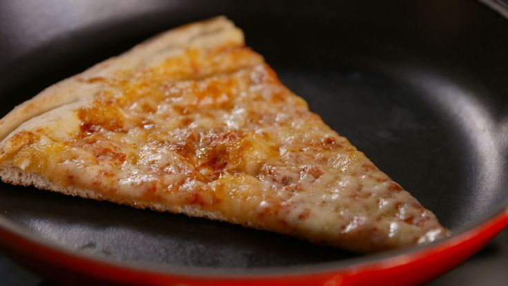 This Hack To Reheating Pizza Will Change How You Eat Leftovers Forever  - Delish.com
