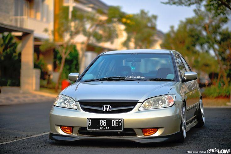 Dery Wiranata Honda Civic VTiS