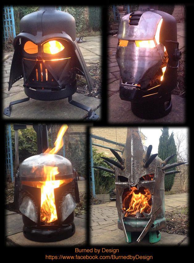 burned by design!