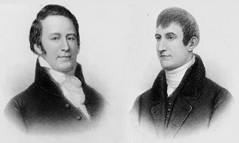 On May 14th 1804, Lewis & Clark & their team departed Illinois to explore the newly purchased Louisiana Territory & to reach the Pacific coast.