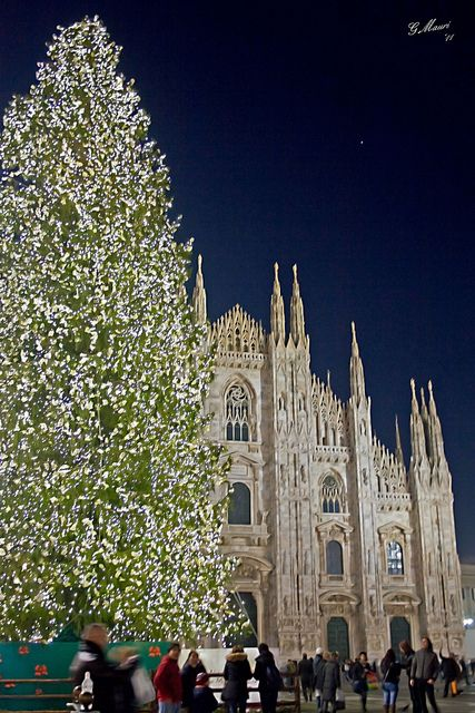 Christmas in Milan, Italy.. Before I die I want to spend Christmas here