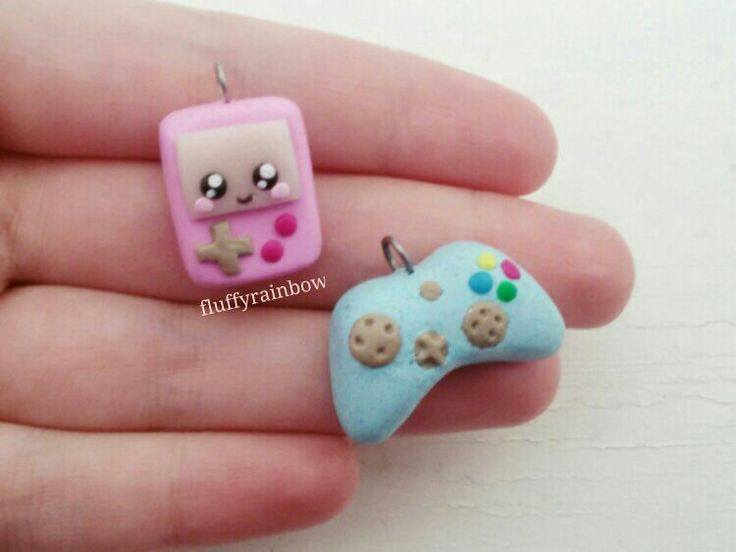 Game Boy and controller