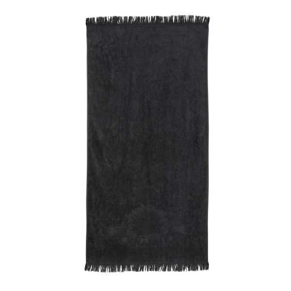 Just Black Towel