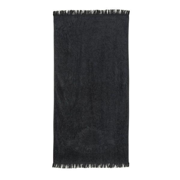 Just Black Towel