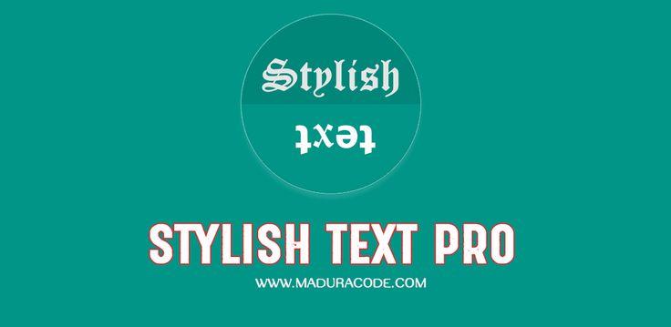 Stylish Text Pro v1.9.0 Apk