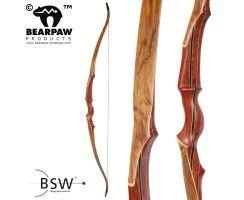 B-WARE | SET BEARPAW Redman - Recurvebogen - 62 Zoll - 55...