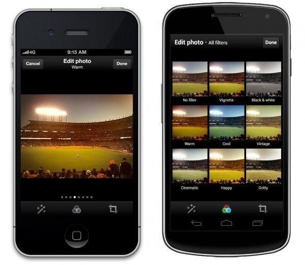 Twitter presenta sus filtros (ya disponibles) para competir con Instagram