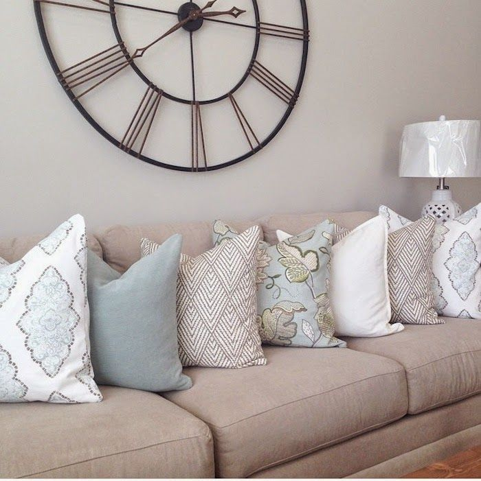 Living Room Pillows | Living room pillows, Living rooms and Pillows