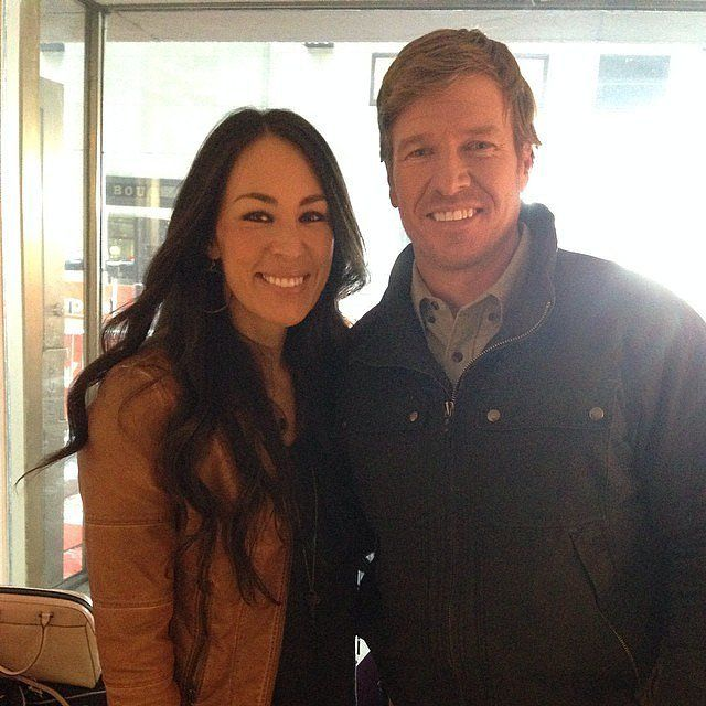 Facts About Fixer Upper's Chip and Joanna Gaines   POPSUGAR Home