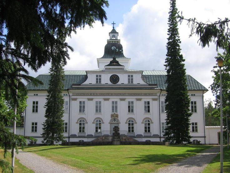 Mustasaaren kirkko, Vanha Vaasa (Korsholm kyrka) - Panoramio UL