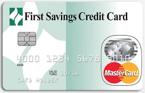 First Savings Credit Card Login Online Apply Now Credit Card