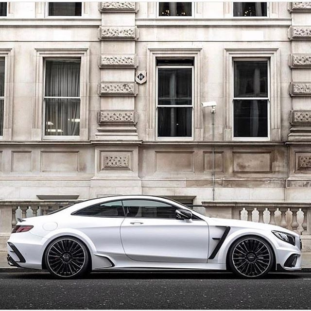 Mansory S Coupe AMG