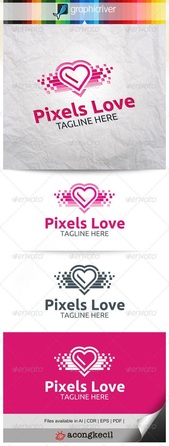 Pixels Love V.3