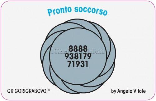 Tessera Radionica 06 - Pronto Soccorso - Angelo Vitale