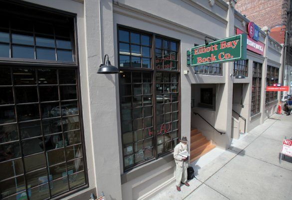 The Capitol Hill building that houses The Elliott Bay Book Company has been sold – but don't worry independent bookstore lovers, the bookstore is staying where it is. For now, anyway.