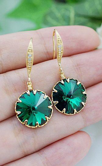 emerald #coloroftheyear