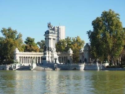 マドリッド レティーロ公園